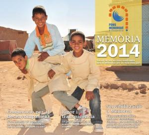 Fons Menorquí de Cooperació. Memòria 2014