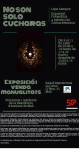 expo cuchara maos