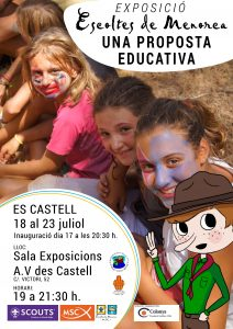 CARTELL EXPO ITINERANTp